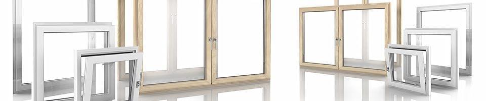 plusieurs types de cadre pour vos fenêtres