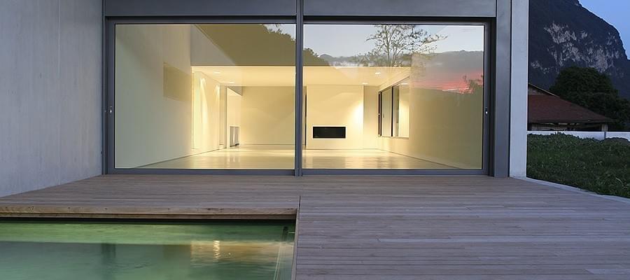 fen tre haut de gamme aluminium vitrages s curit ral. Black Bedroom Furniture Sets. Home Design Ideas