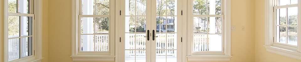 Fen tre bois double vitrage isolation impeccable moderne for Porte fenetre en bois