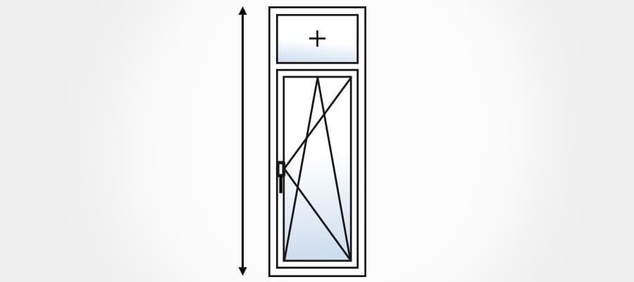hauteur porte fen tre menuiseries allemandes sur mesure. Black Bedroom Furniture Sets. Home Design Ideas