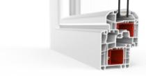 Ideal 5000 - Fenêtre double vitrage