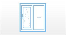 Couleurs ral pour fen tres et portes teintes neuves - Portes fenetres coulissantes exterieures ...