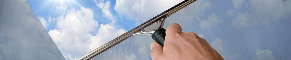 Nettoyage et l'entretien des vitrages