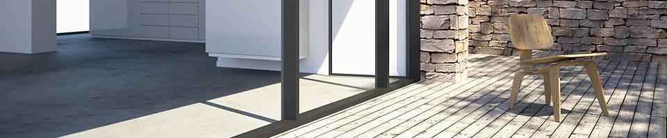 Moustiquaire des portes fenêtres