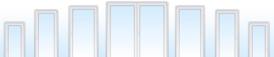 Multiples dimensions possibles pour baies vitrées