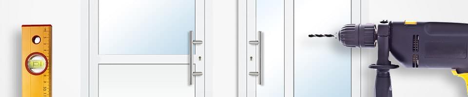 Poser une porte de service conseils professionnels for Poser une porte de service