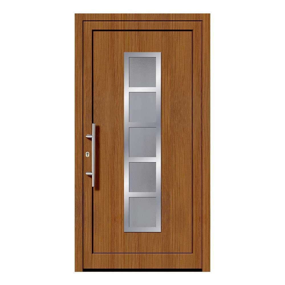 Menuiserie bois sur mesure prix pas cher for Porte d entree bois prix