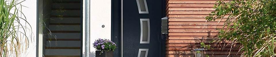 Porte extérieure et porte-fenêtre sur mensure