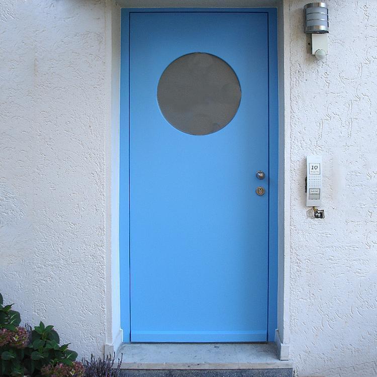 Portes d 39 entr e saint tienne achetez porte en bois pas cher - Montage porte d entree ...