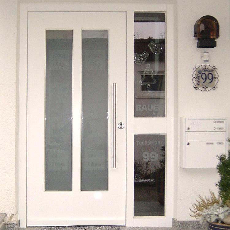 Portes d 39 entr e strasbourg achetez porte en bois pas cher - Montage porte d entree ...