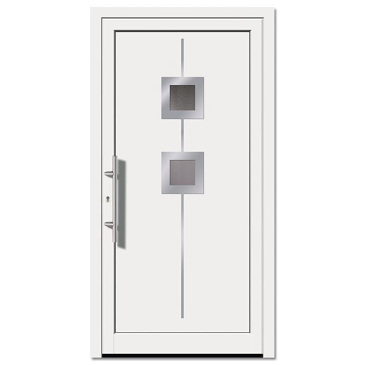Portes d 39 entr e aulnay sous bois achetez porte en pvc for Porte d entree bois prix