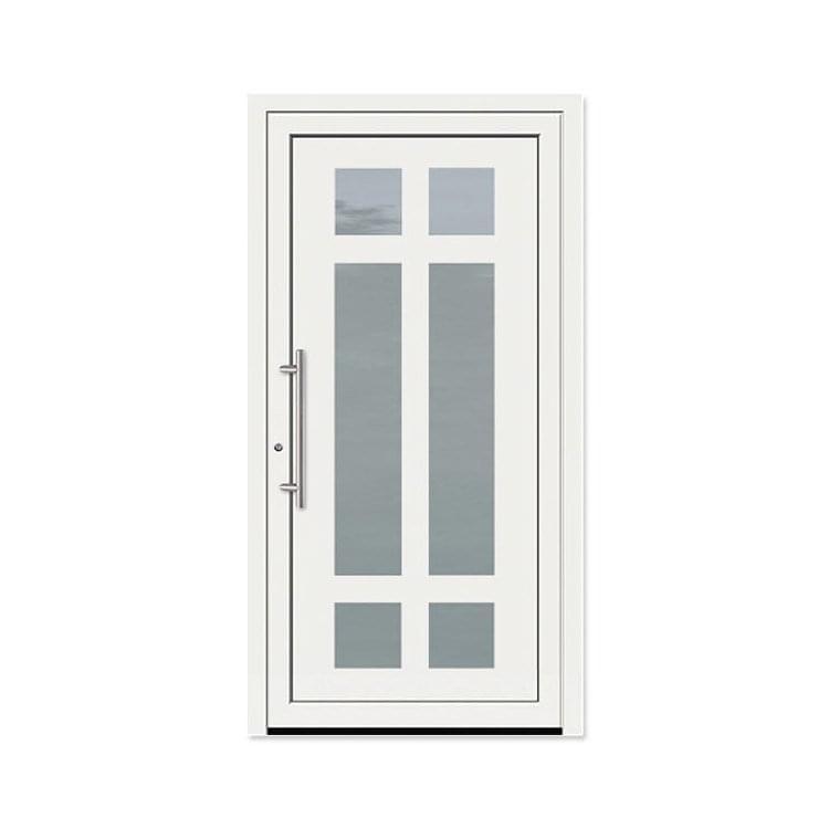 Portes d 39 entr e brest achetez porte en alu pas cher - Porte d entree vitree pas cher ...