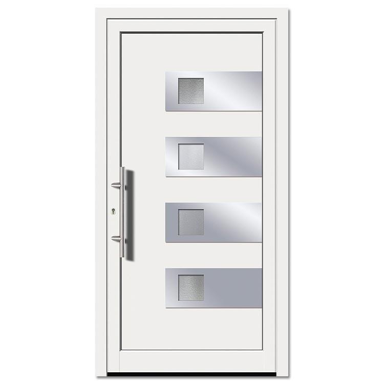 revgercom porte dentree pas cher alu idee inspirante With porte d entrée pvc avec meuble et vasque de salle de bain