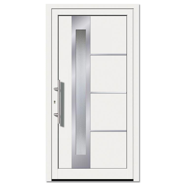 Portes d 39 entr e la rochelle achetez porte en pvc - Montage porte d entree ...