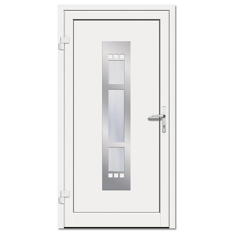 Portes d'entrée PVC Aubervilliers