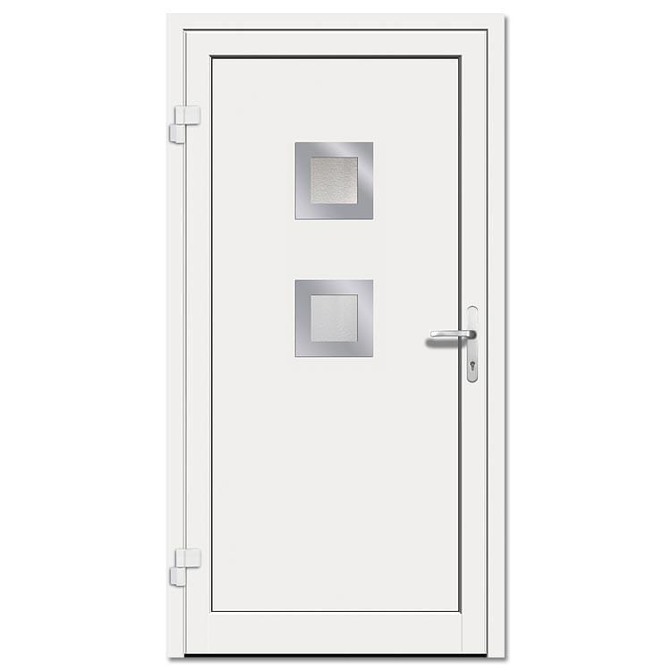 Portes d 39 entr e aulnay sous bois achetez porte en pvc - Porte d entree pvc couleur bois ...