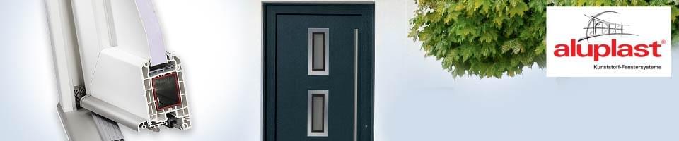 Profils pour portes d'entrée en PVC