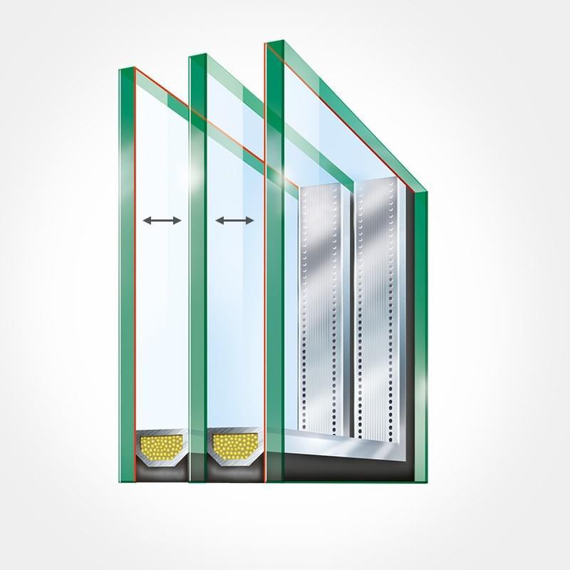 vitre double vitrage vitrages ultra performants pour. Black Bedroom Furniture Sets. Home Design Ideas