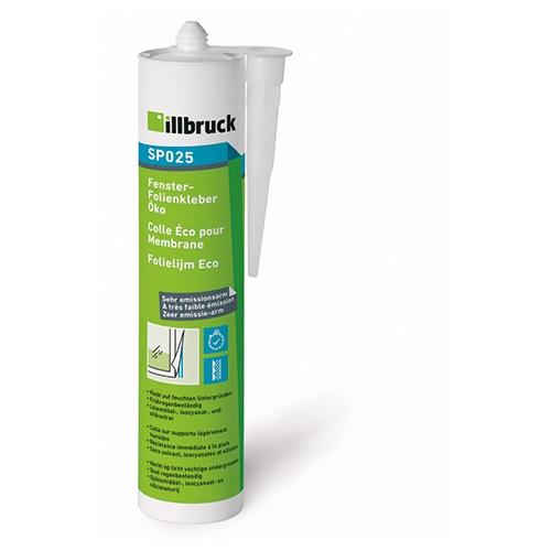 Adhésif illbruck® SP025 pour films plastiques de fenêtres