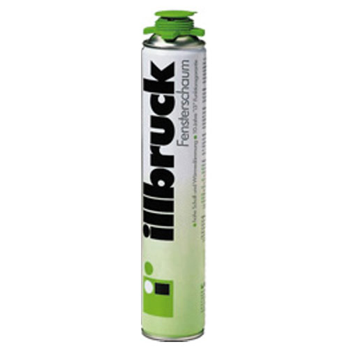 Mousse expansive ILLBRUCK 1ère Classe, pistolable, 750 ml