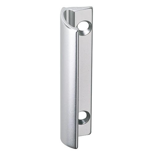 Poignée de porte-fenêtre en aluminium